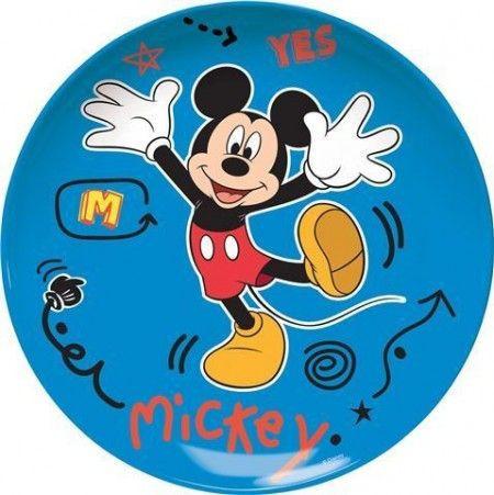 Slika Mickey mouse tanjir 22 cm ( 0127014 )