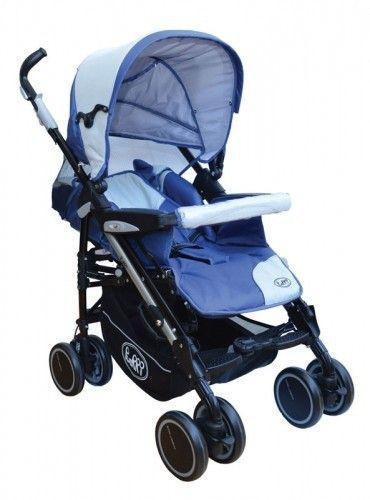 Puerri duo sistem kolica+auto sedište Tutto Completo plava ( 5040159 )