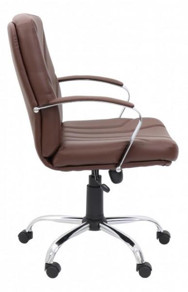 Radna fotelja - KliK 5550 cr cr lux (prava koža) - izbor boje kože