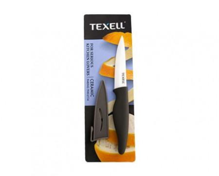 Slika Texell nož keramički sa zaštitnom futrolom 10.2cm ( TNK-U114 )