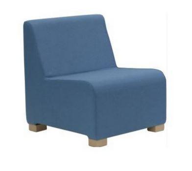 Slika Trio 100 Višenamenska fotelja - izbor boje i materijala