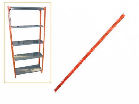 Slika Womax polica garažna noga 30mm x 30mm x 2m ( 70001501 )
