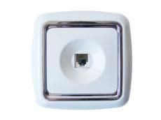 Slika Womax utičnica telefonska ( 0107133 )