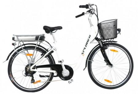 Slika Xplorer E Bike City Flow 26