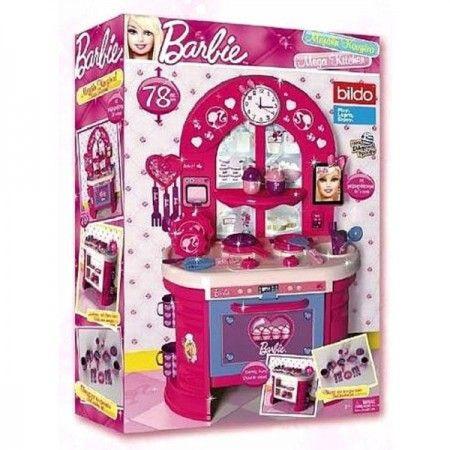 Slika Barbie kuhinja Bildo 2101 ( 20172 )