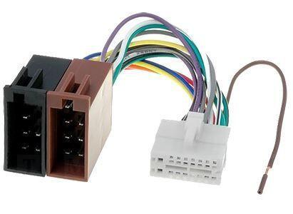 Slika Clarion ISO adapter ZRS-110 16 pin za auto radio ( 60-077 )