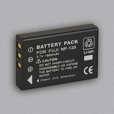 Slika Digi Power NP-120 Li-Ion zamena za FUJI bateriju NP-120 ( 612 )