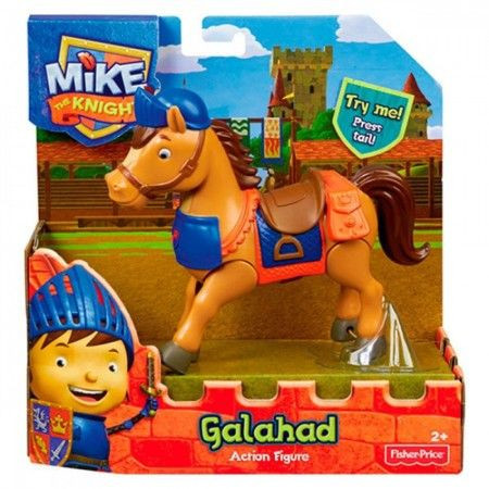 Slika FisherPrice Mike zmaj konj figure BBY24 ( 14596 )