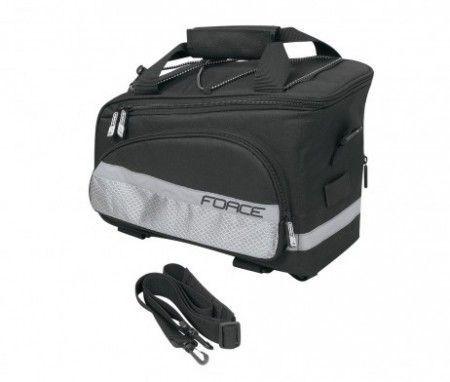 Slika Force torba za pak treger force slim crna 9l ( 896371 )