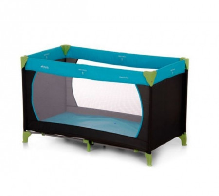 Hauck prenosivi krevetac Dream n play Water blue ( 5010033 )
