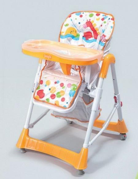Jungle Teddy hranilica za decu - orange ( 012214 )