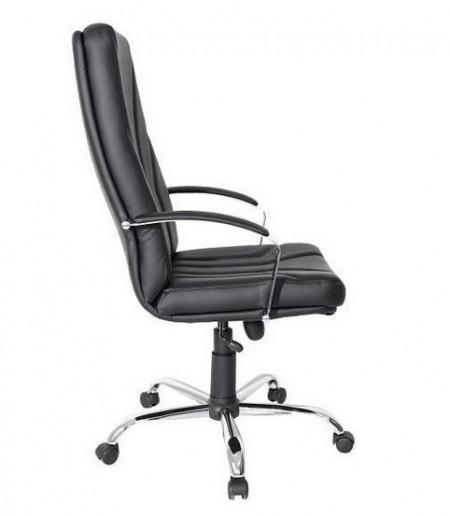 Slika Radna fotelja - KliK 5500 CR CR (eko koža) - Crna
