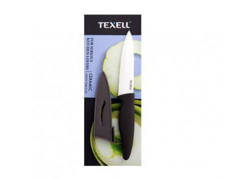 Slika Texell nož keramički sa zaštitnom futrolom 12.8cm ( TNK-U115 )