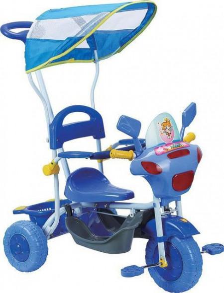 Slika Tricikl za decu TS4 - Plavi ( 11/4620 )