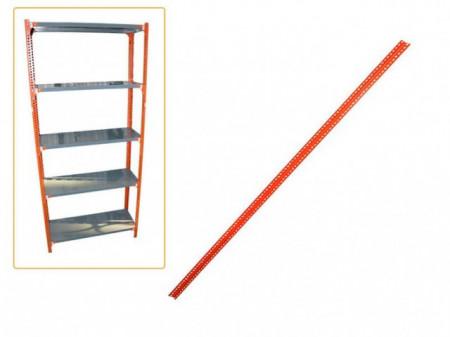 Slika Womax polica garažna noga 38mm x 38mm x 2m ( 70001503 )