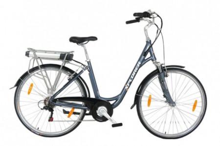 Slika Xplorer E Bike Silver Line Lady 26