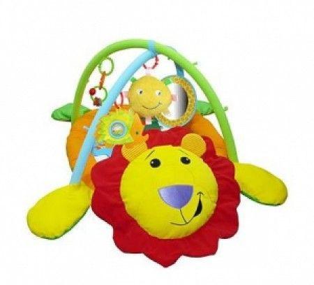 Slika Biba Toys gimnastika lav - lux ( A016663 )