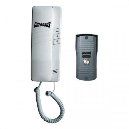 Slika Colossus CSS-176 Zvono sa interfonom i otključavanjem