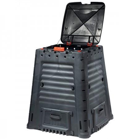 Curver komposter mega 650L ( bez baze ), crna ( CU 231598 )