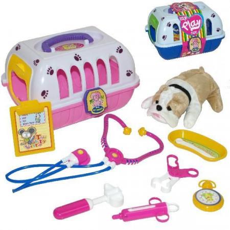 Slika Igračka veterinarski set ( 66-608000 )
