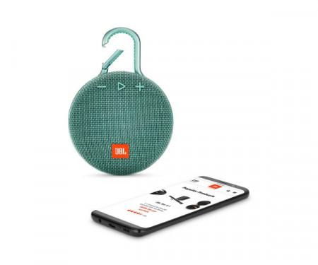 Slika JBL Consumer CLIP 3 TEAL