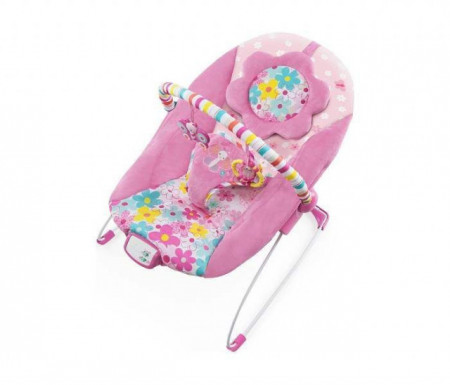 Kids II Bright Starts Pretty in Pink Butterfly Cutouts ležaljka ( SKU60722 )