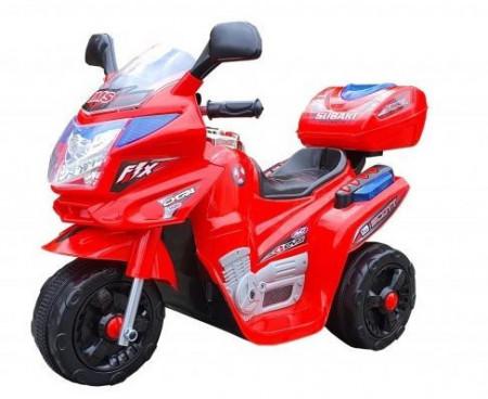 Slika Motor 104 na akumulator za decu 6V - crveni
