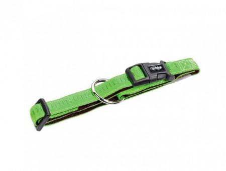 Slika Nobby 78510-84 Ogrlica za pse Soft Grip 15mm,25-35cm zeleno braon ( NB78510-84 )
