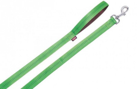 Nobby 78516-84 Povodac Soft Grip 120cm, 25mm zeleno braon ( NB78516-84 )