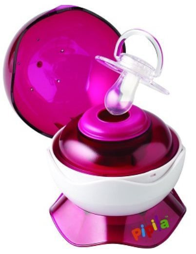 Pipila prenosivi UV sterilizator za cucle pink ( 0703601 )