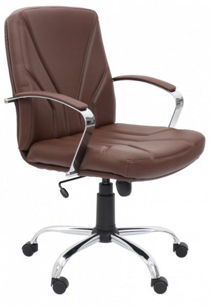 Slika Radna fotelja - KliK 5550 cr cr lux (prava koža) - izbor boje kože