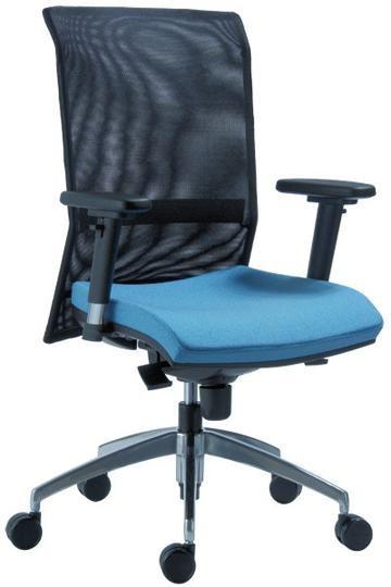Slika Radna stolica - 1580 Syn Gala Net ALU