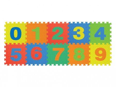 Slika SunTaToys brojevi 10 kom 320x320x100 ( PZ10014 )
