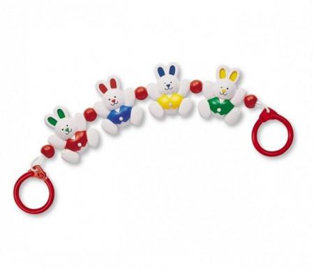 Tolo igračka za kolica zečići ( 87190 )