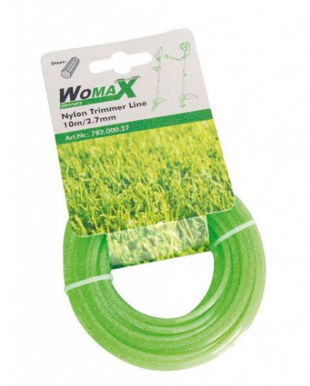 Womax najlon za trimer 10m/1.3mm ( 78200023 )