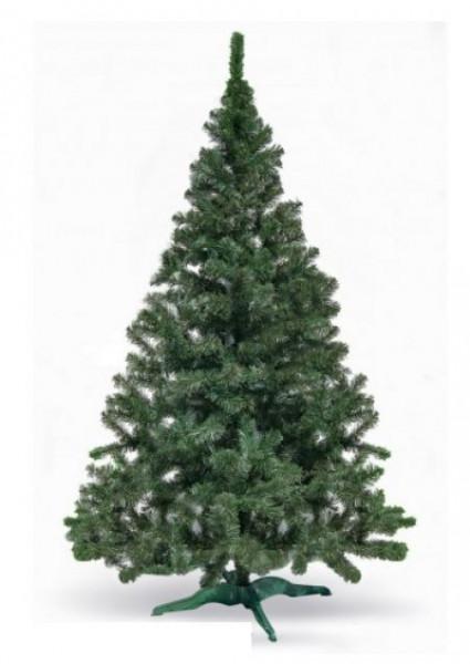 Slika Zelena novogodišnja jelka 150 cm