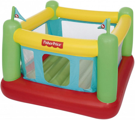 Bestway Igraonica Fisher-Price Bouncy Castle Multi-Colour ( 93533 )