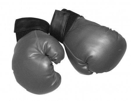 Slika Capriolo boks rukavice-crne pv 10-oz ( S100442-10 )