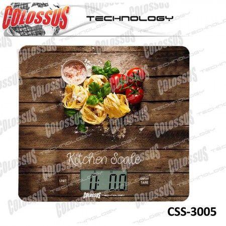 Slika Colossus CSS-3005 kuhinjska digitalna vaga ( 8606012415874 )
