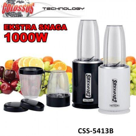 Slika Colossus CSS-5413b Nutri pro power mix ekstraktor - 1000W