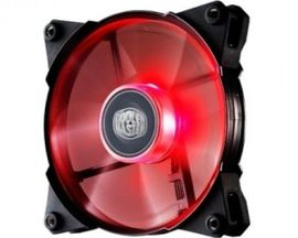 Slika Cooler Master JetFlo 120 Red LED 120mm ventilator ( R4-JFDP-20PR-R1 )