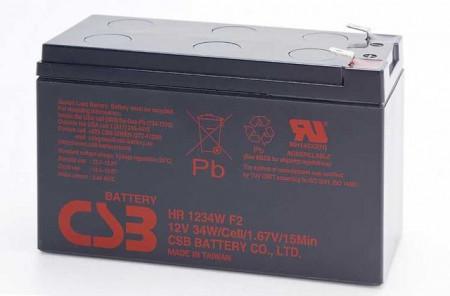 Slika CSB UPS baterija 12V- 9 Ah HR1234W