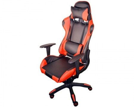 Slika Gaming Chair e-Sport DS-042 Black/Red ( DS-042 BR )