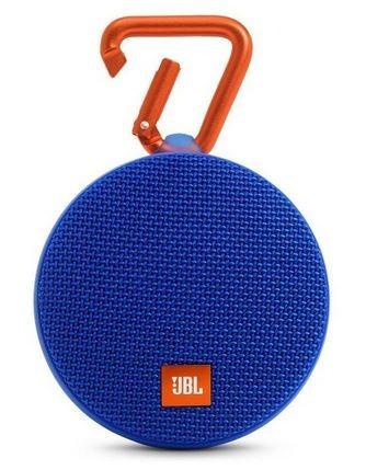 Slika JBL Clip 2 Bluetooth zvučnik - plavi