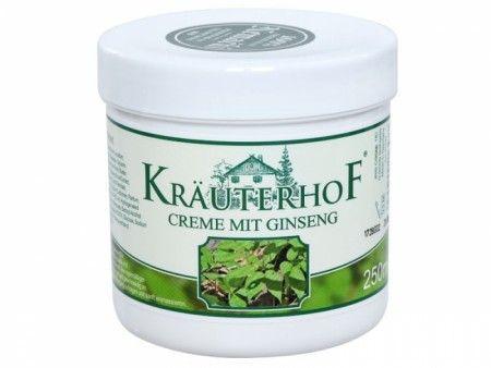 Slika Krauterhof krema sa ženšenom 250 ml ( 3730030 )