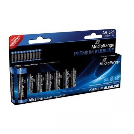 Slika MediaRange AA-LR06 LR6 1.5V alkalne baterije ( AAMLR610/Z )