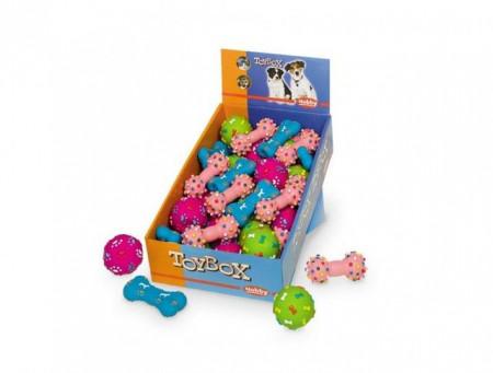 Slika Nobby 67293 Gumena igračka za psa 9cm,5cm ( NB67293 )