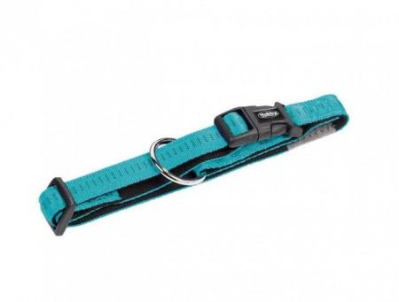 Nobby 78512-34 Ogrlica Soft Grip 25mm, 40/55cm tirkiz ( NB78512-34 )