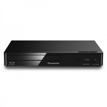 Slika Panasonic DMP-BD84EG-K BLU-RAY player ( BP84 )