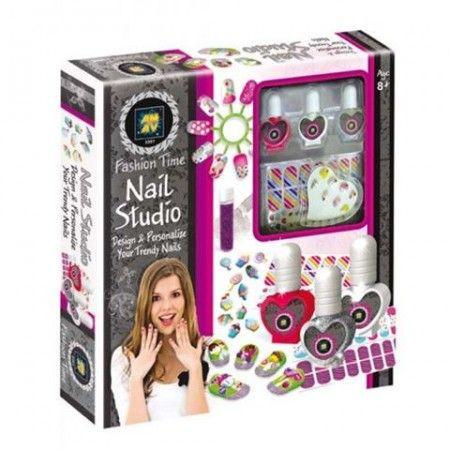 Slika Set studio za lakiranje noktiju ( 0127309 )